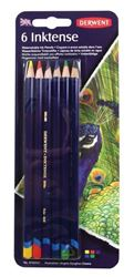 Picture of DERWENT INKTENSE PENCILS BLISTER PACK 6