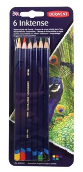 Picture of DERWENT INKTENSE BLISTER PACK 6