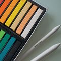 Picture of DERWENT ACADEMY SOFT PASTELS SET 24