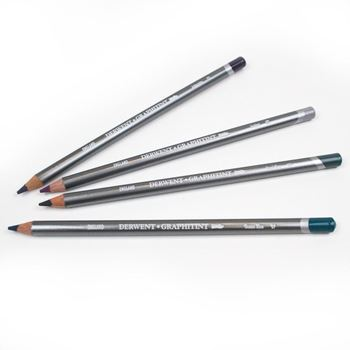 Picture of DERWENT GRAPHITINT LOOSE PENCILS - 24 COLOURS