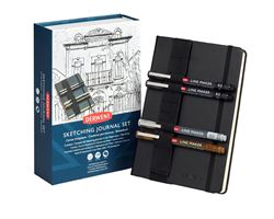 Picture of DERWENT SKETCH JOURNAL SET