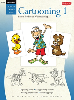 Picture of W/F HOW TO 269 CARTOONING 1