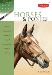 Picture of W/F WME 005 HORSES