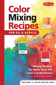 Picture of W/F COLOR RECIPES CRC2
