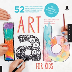 Picture of W/F ART LAB FOR KIDS