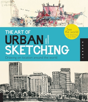 Picture of W/F THE ART OF URBAN SKETCHING