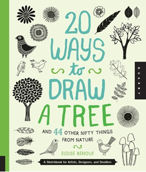 Picture of W/F 20 WAYS TO DRAW A TREE