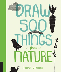 Picture of W/F DRAW 500 THINGS FROM NATUR