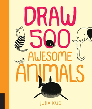 Picture of W/F DRAW 500 AWESOME ANIMALS