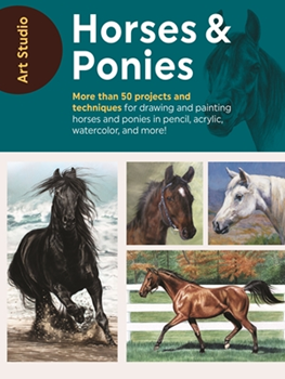 Picture of ART STUDIO HORSES & PONIES