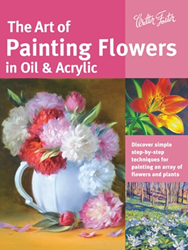 Picture of THE ART OF PAINTING FLOWERS