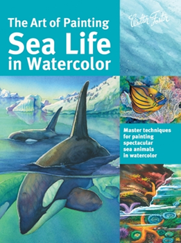 Picture of THE ART OF PAINTING SEA LIFE