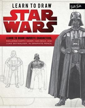 Picture of LEARN TO DRAW STAR WARS