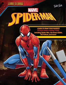 Picture of LEARN TO DRAW SPIDER-MAN