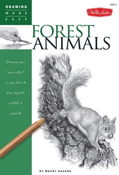 Picture of DRAWING FOREST ANIMALS