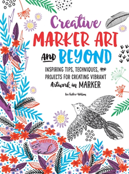 Picture of CREATIVE MARKER ART & BEYOND