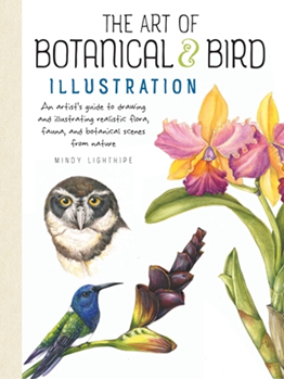 Picture of THE ART OF BOTANICAL & BIRD