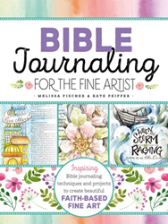 Picture of BIBLE JOURNALING FOR THE FINE