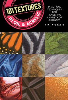 Picture of 101 TEXTURES IN OIL & ACRYLIC