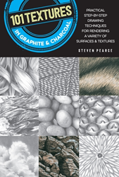 Picture of 101 TEXTURES IN GRAPHITE AND