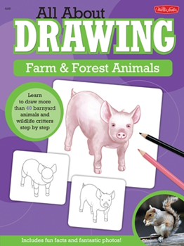 Picture of W/F DRAW.FARM & FOREST ANIMALS