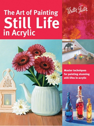 Picture of W/F ART OF STILL LIFE IN ACRYL