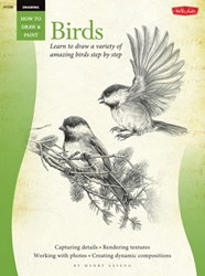 Picture of W/F THE ART OF DRAWING BIRDS