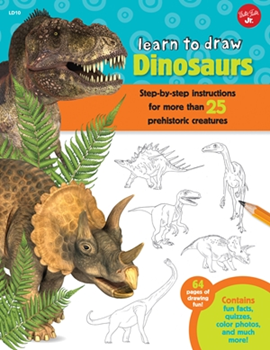 Picture of W/F TO DRAW DINOSAURS