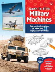 Picture of W/F TO DRAW MILITARY MACHINES