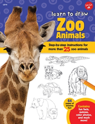 Picture of W/F TO DRAW ZOO ANIMALS