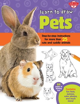 Picture of W/F LEARN TO DRAW PETS