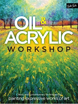 Picture of W/F OIL & ACRYLIC WORKSHOP