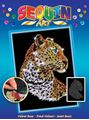 Picture of SEQUIN ART LEOPARD