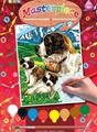 Picture of PAINT BY NUMBERS JUNIOR ST BERNARDS