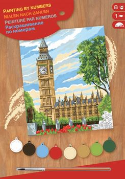 Picture of PAINT BY NUMBERS JUNIOR BIG BEN