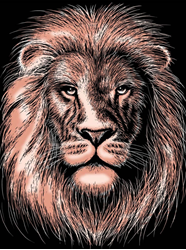 Picture of ARTFOIL COPPER LION