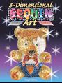 Picture of SEQUIN ART TEDDY