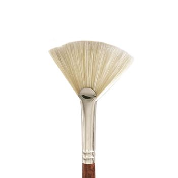 Picture of RENAISSANCE FAN PAINT BRUSH #6