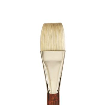 Picture of RENAISSANCE SHORT FLAT PAINT BRUSH #2