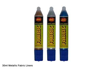 Picture of NFLM FABRIC LINER METTALIC 30ML