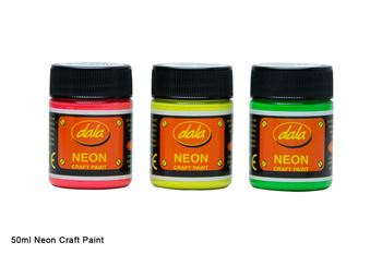 Picture of DALA CRAFT 50ML NEON