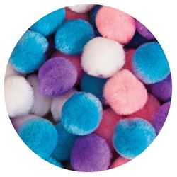 Picture of DALA POM POMS  ASSORTED