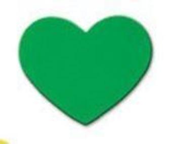 Picture of DALA EVA HEART STICKERS 12PC