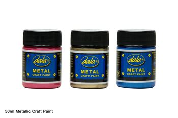 Picture of CRAFT PAINT METALIC 250ML