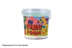 Picture of FUN FOAM 160G ASSORTED