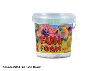 Picture of FUN FOAM 160G ASSORTED