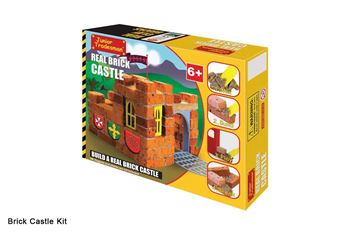 Picture of DALA BRICK CASTLE BOX