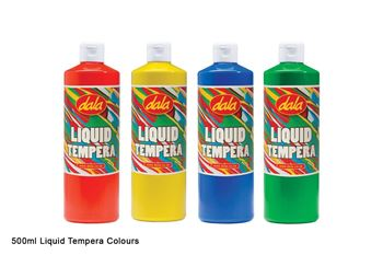 Picture of DALA LIQUID TEMPERA 500ML