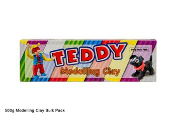 Picture of TEDDY ASSORTED COLOUR MODELLING