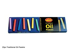Picture of DALA OIL PASTEL 25 SET